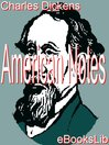American Notes (eBook)
